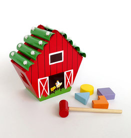 Toys and Games Wooden Farm Xylophone