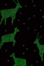 Tea Collection Printed Pajamas Night Deer
