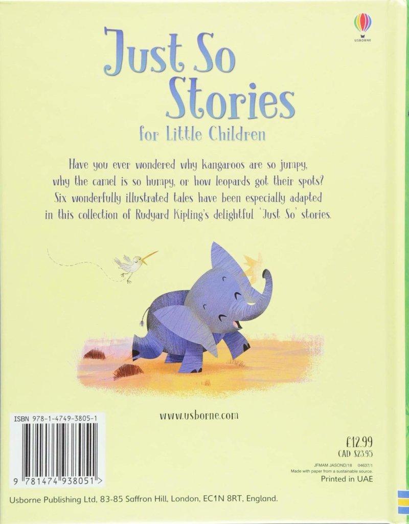 Usborne Just So Stories for Little Children