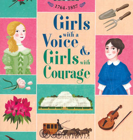 Usborne Girls with a Voice & Girls with Courage