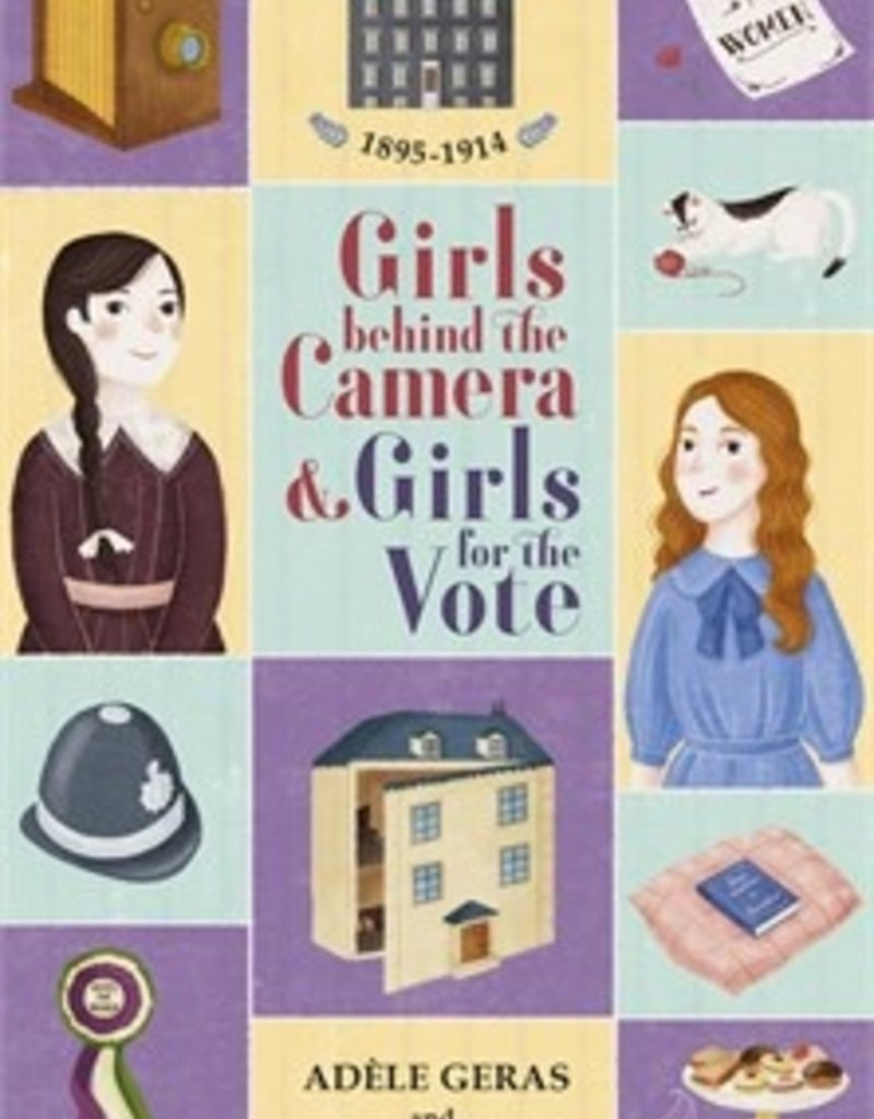 Usborne Girls Behind the Camera & Girls for the Vote