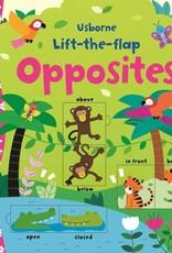 Usborne Lift-the-Flap Opposites