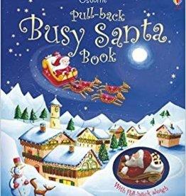 Usborne Busy Santa Book