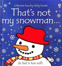 Usborne That's Not My Snowman