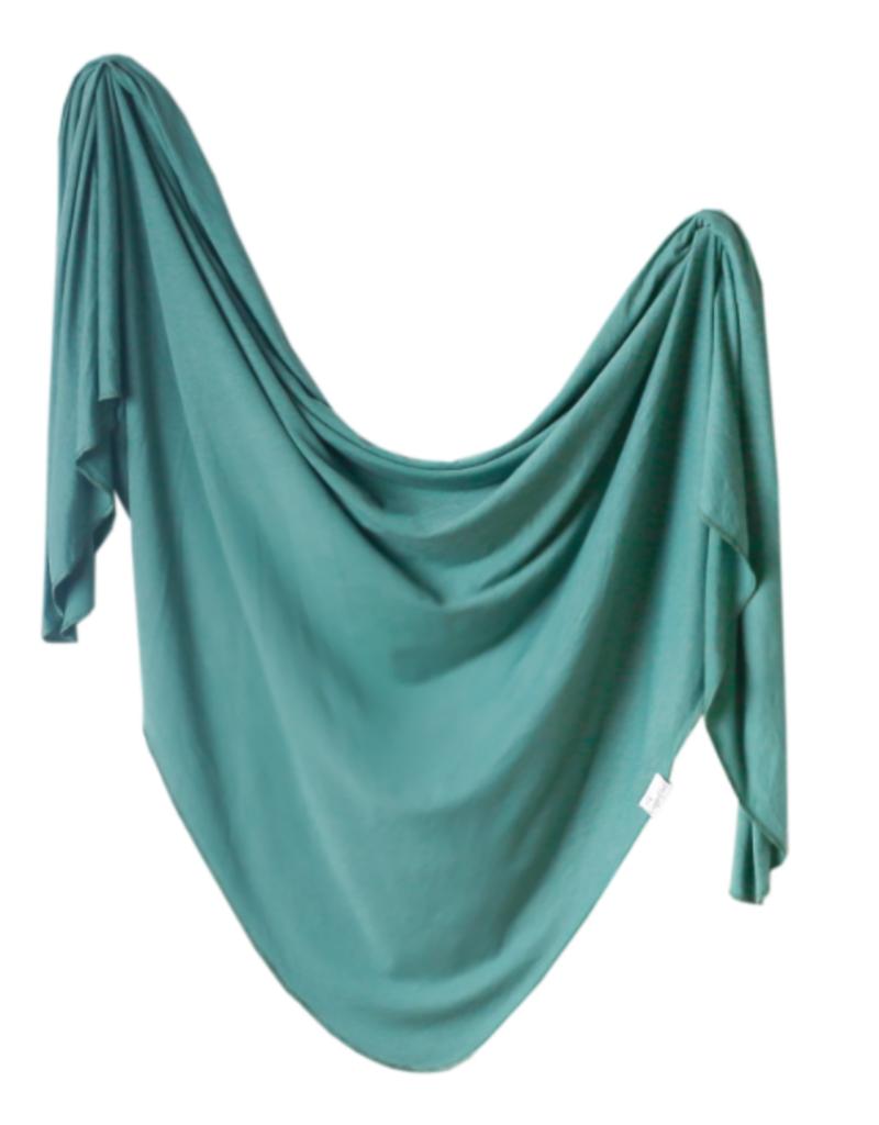 Copper Pearl Knit Blanket Journey