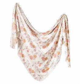 Copper Pearl Knit Blanket Ferra