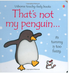 Usborne That's Not My Penguin