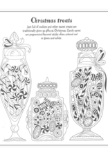 Usborne Christmas Patterns to Color