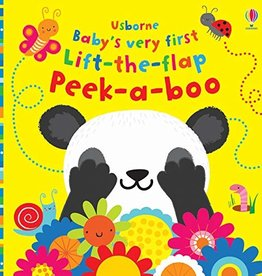 Usborne Baby's Very First Lift-the-Flap Peek-A-Boo