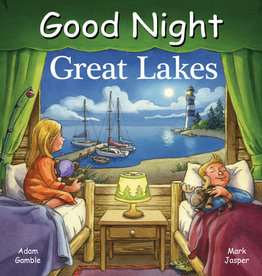 Random House Publishing Good Night Great Lakes