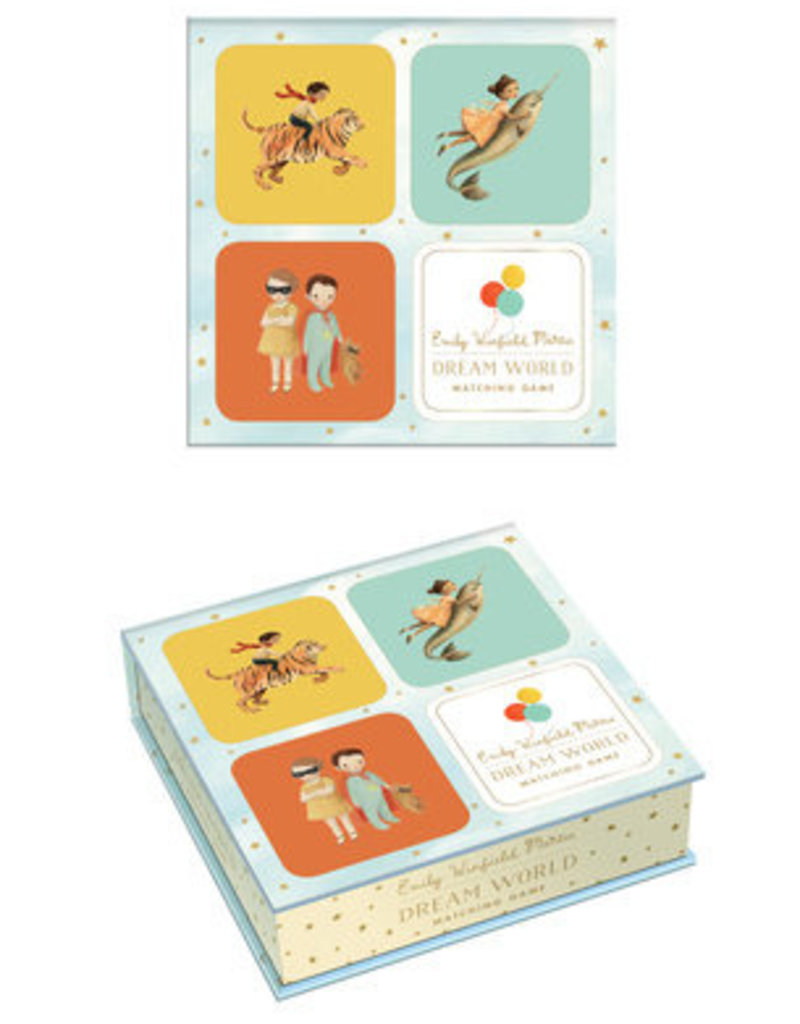 Random House Publishing Dream World Matching Game
