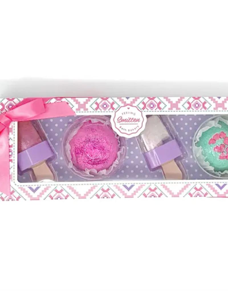 Feeling Smitten Bath Bakery Sweet Treat Gift Set