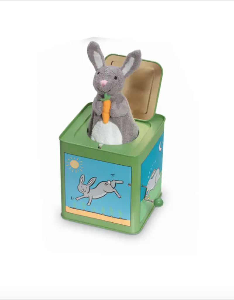 Toys and Games Bunny Jack in the Box