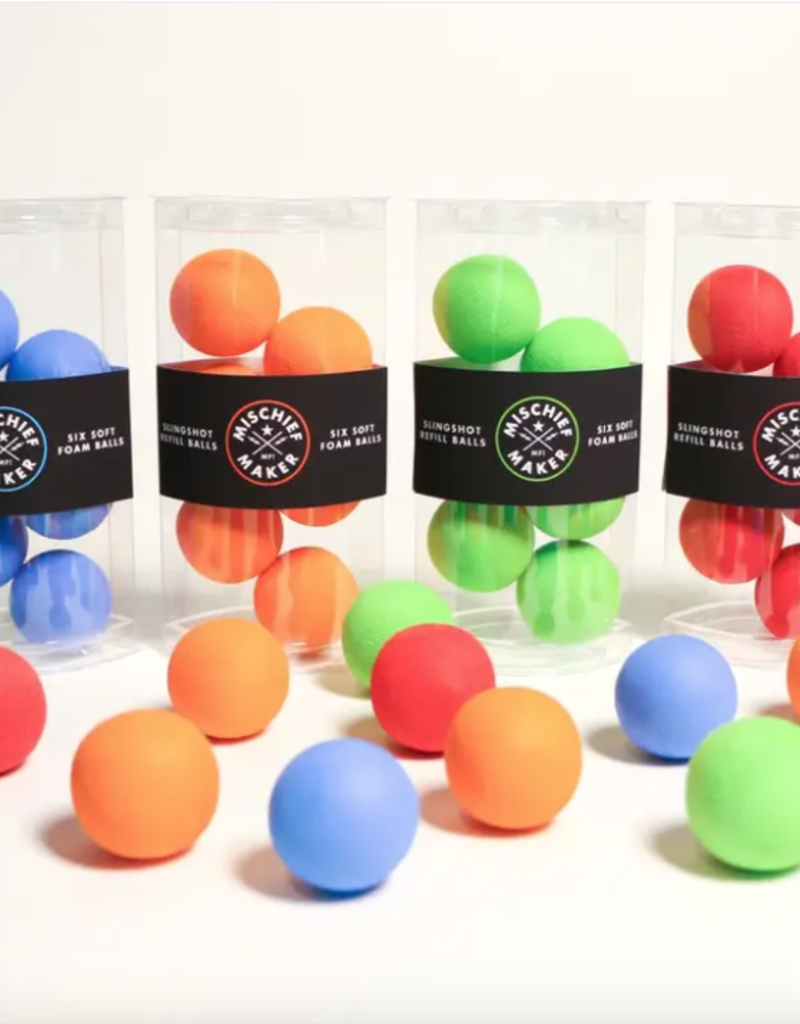 Toys and Games Mischief Maker Slingshot Replacement Balls