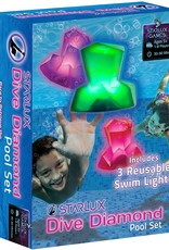Toys and Games Dive Diamond Pool Set