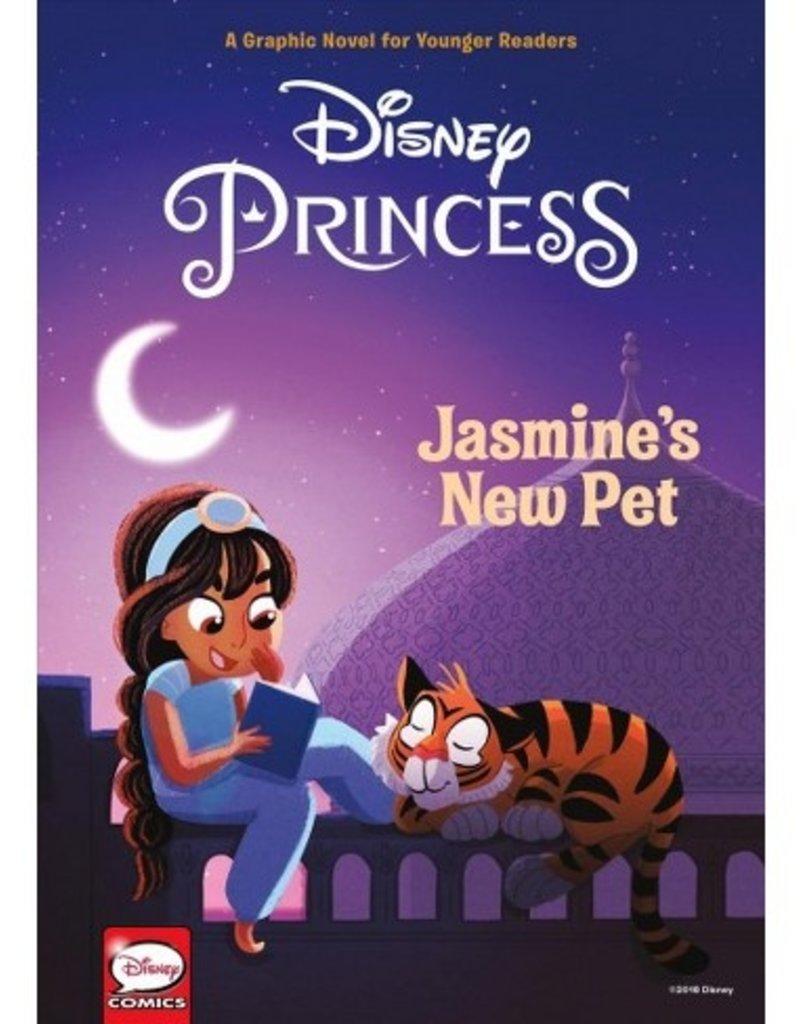 Random House Publishing Jasmine's New Pet Graphic Novel