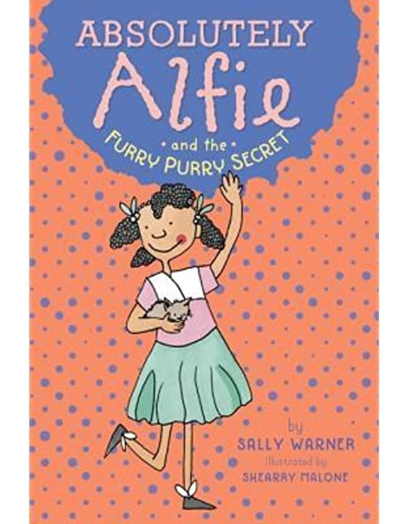 Random House Publishing Absolute Alfie and the Furry, Purry Secret