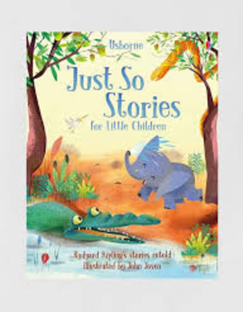 Usborne Just So Stories for Little Children