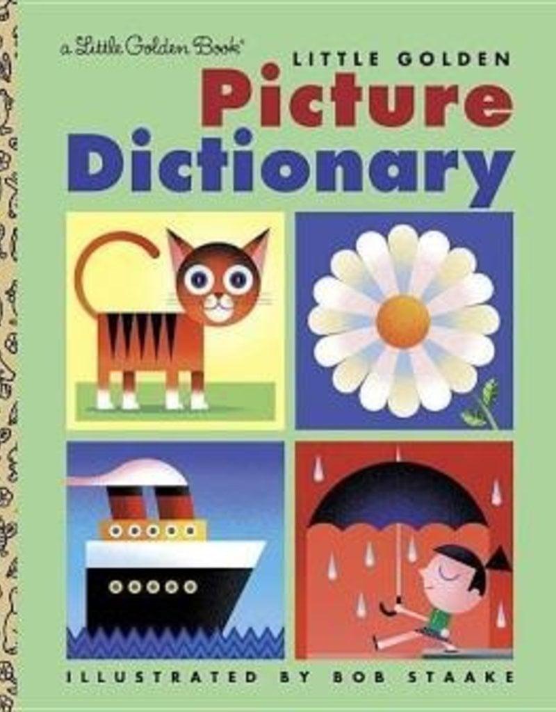 Random House Publishing Little Golden Picture Dictionary