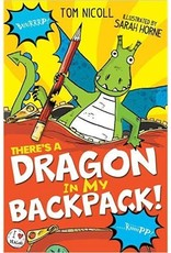 Random House Publishing There's a Dragon in my Backpack!