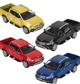 Toys and Games Die Cast Mercedes-Benz X-Class Asst.