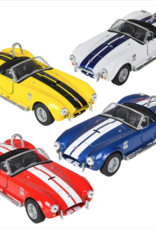 Toys and Games Die Cast 1965 Shelby Cobra 427 Asst.