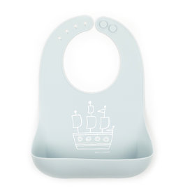 Bella Tunno Boat Wonder Bib