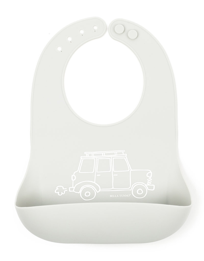Bella Tunno Car Wonder Bib