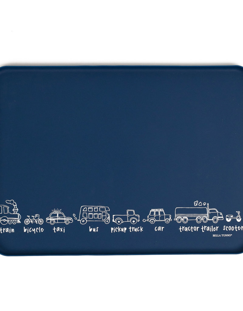Bella Tunno Transportation Wonder Tray