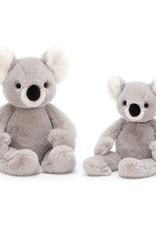 Jellycat Benji Koala Small, Med
