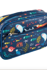 Floss and Rock Pencil Case Deep Sea