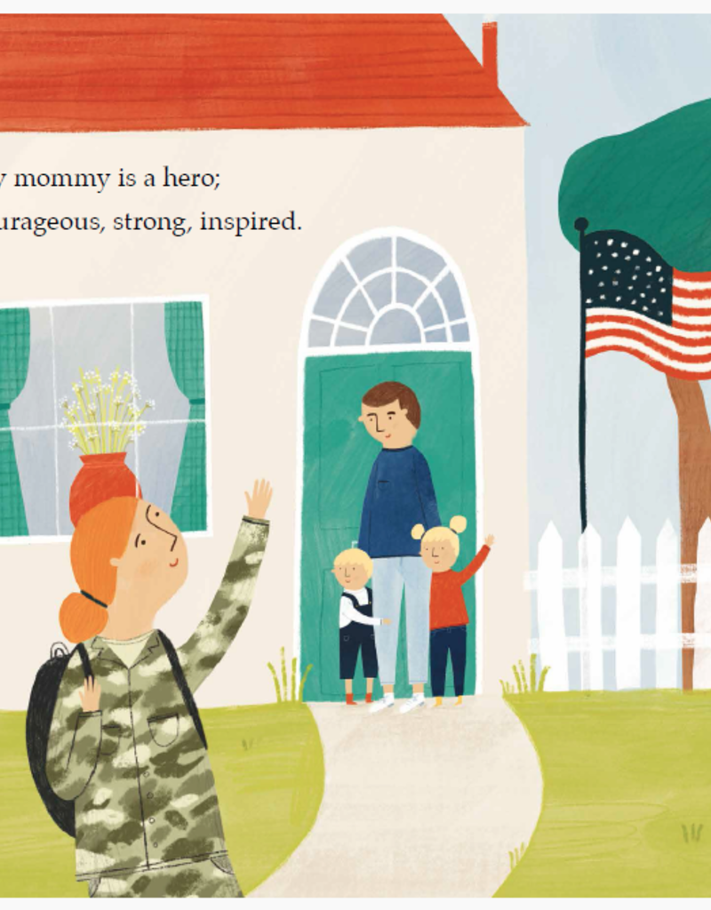 Usborne My Mommy is a Hero