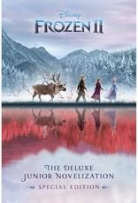 Random House Publishing Frozen 2: The Deluxe Junior Novelization