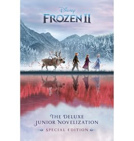 Random House Publishing Frozen 2: The Deluxe Junior Novelization
