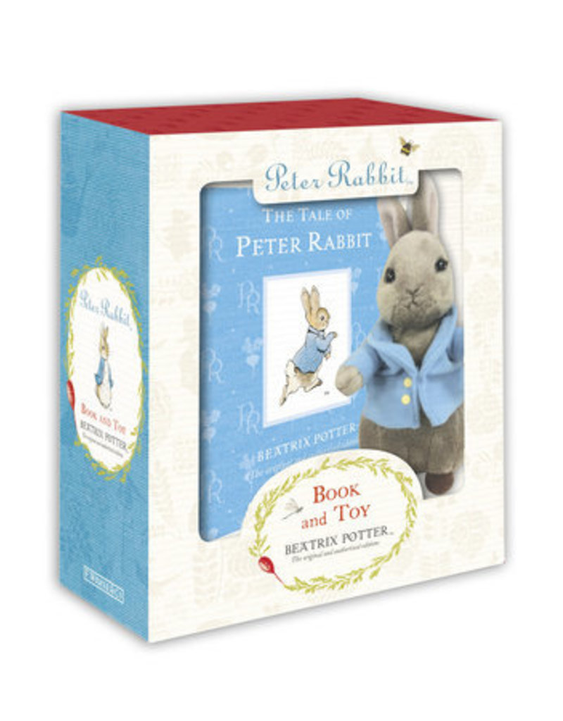 Random House Publishing Peter Rabbit Book and Toy