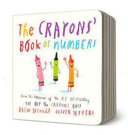 Random House Publishing The Crayons' Book of Numbers