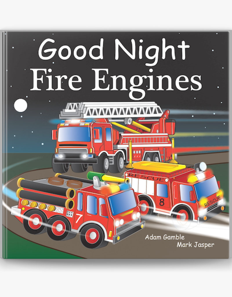 Random House Publishing Good Night Fire Engine
