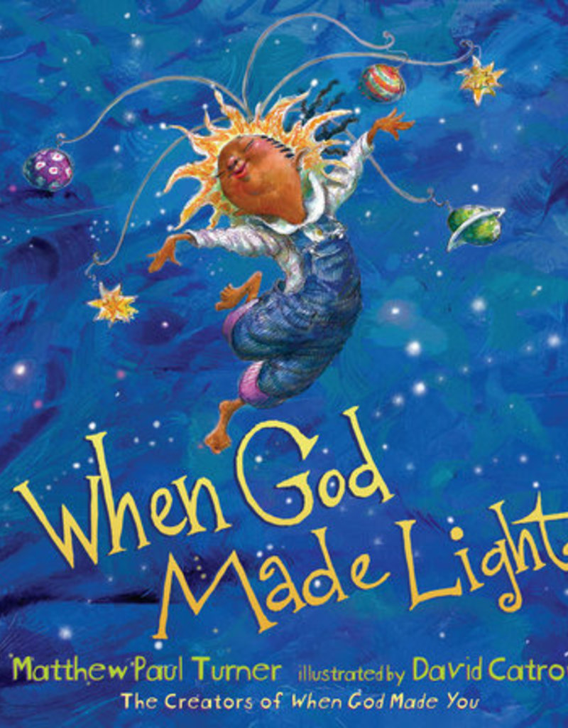 Random House Publishing When God Made Light