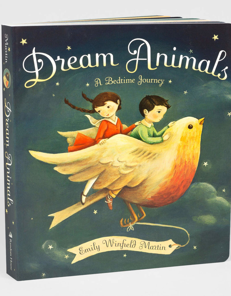 Random House Publishing Dream Animals Board Book
