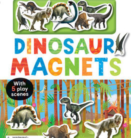 Random House Publishing Dinosaur Magnets