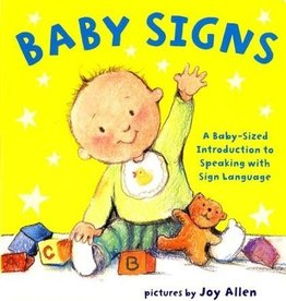 Random House Publishing Baby Signs Book