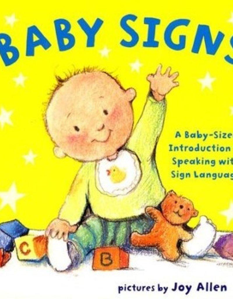 Random House Publishing Baby Signs Book