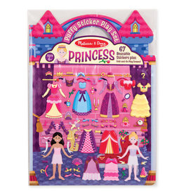 Melissa & Doug Puffy Sticker Princess