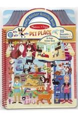Melissa & Doug Puffy Sticker Pet Place