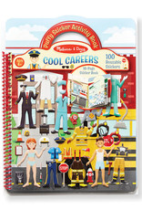 Melissa & Doug Puffy Sticker Cool Careers