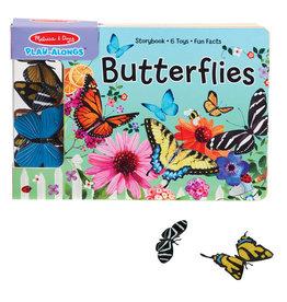 Melissa & Doug Play Alongs Butterflies