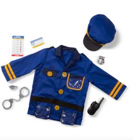 Melissa & Doug Role Play Set Police Officer