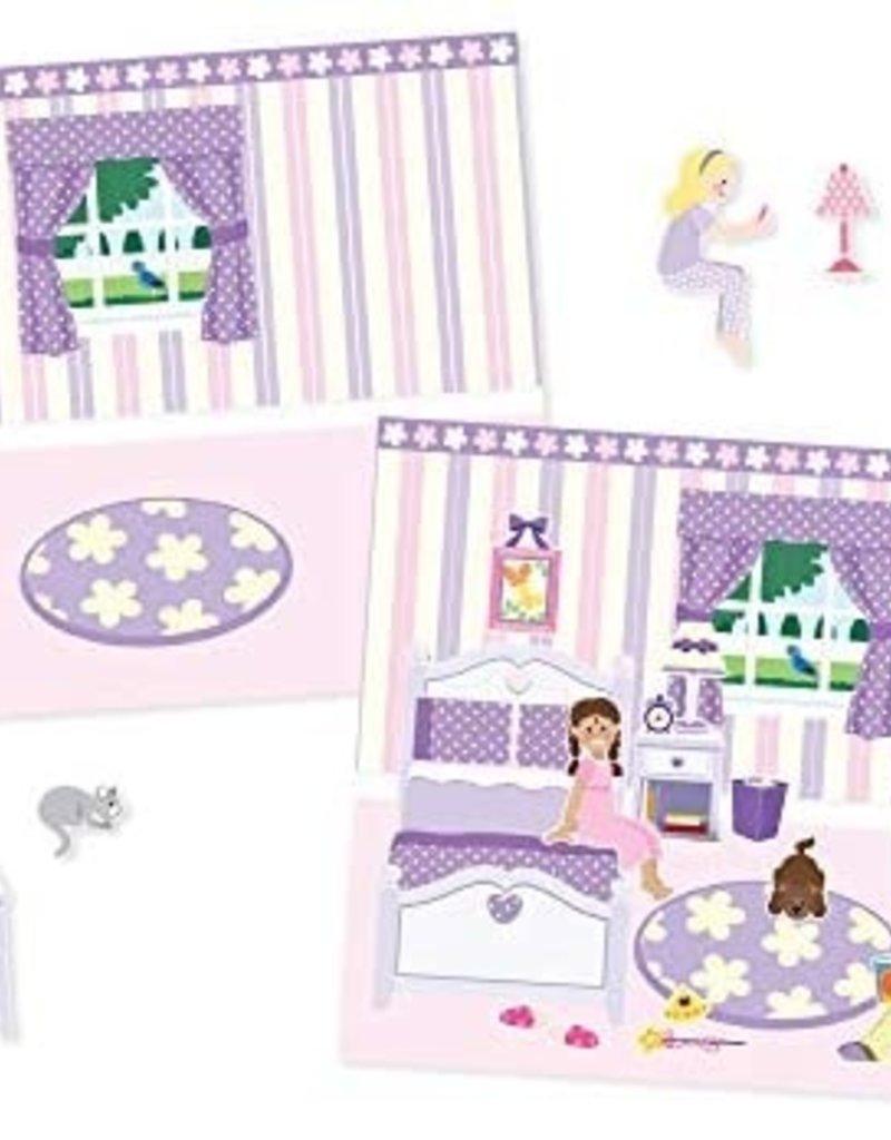 Melissa & Doug Reusable Sticker Pad - Play House!