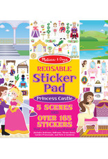 Melissa & Doug Reusable Sticker Pad Dress Up