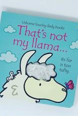 Usborne That's Not My Llama